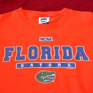 Men's Size L Gator Short Sleeve T-Shirt